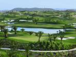 Vista Bella Golf & Bowls Clubs, Laguna Green,  1 of 5 Golf Courses all within 15 minutes by car.