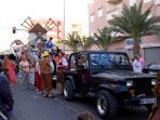 Summer celebrations La Marina Village