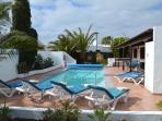 Private Pool & Terrace.