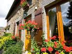 Traditional Normandy facade