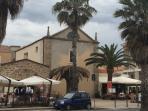 ALGHERO 'CHIESETTA DI SAN GIOVANNI'