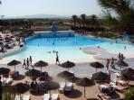 Nearby Vera water park for kids of all ages!
