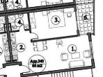 The Floor Plan of all of our Panorama Apartments