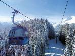 Bansko gondola lift