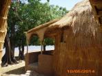 Campement de Simal dans le Sine Saloum
