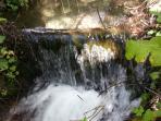 Le cascate della nostra sorgente