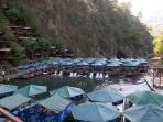 take a visit to the cool way to eat on the river