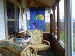 Sun porch - somewhere to sit in all weathers