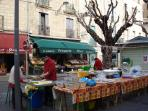 The Pezanas Fish Market is especially good-its 10miles away