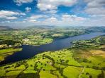 5 miles from your holiday cottage Llyn Tegid (Bala Lake) is the largest natural lake in Wales