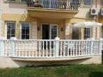 PALM BEACH APPARTMENT, F2, CALIS., GROUND FLOOR, 2 BEDROOM.