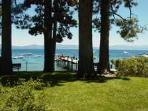 Tahoe Park Private Beach, Picnic & Recreation Grounds