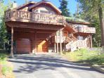 Big Pine Tree Lodge in late Spring