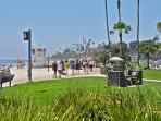 Laguna Beach downtown park