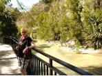 Segura river, where you can canoe, nature walks, rent horses hike the mountains