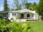 Mullins Bay House - set in an acre of lovely gardens
