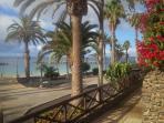 Beach and Promenade 100m
