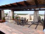 Roof terrace / solarium