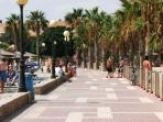 Promenade at Los Narejos (5 mins away)