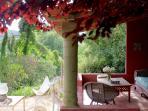 Romantic pavilion