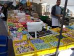 Market Sweet Stall