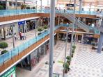 Shopping Mall 10 mins away from property