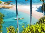 Yanui Beach Nearbye is Fabulous for Swimming and Snorkelling