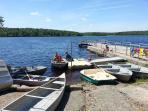 tobyhanna state park boat rentals
