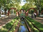Pamplona verde. Parque de La Media Luna.3