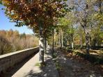 Pamplona verde. Parque de La Taconera.