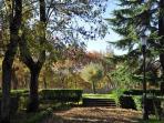 Pamplona verde. Parque de La Taconera.4