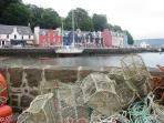 Tobermory - one of many possible days out you could organise