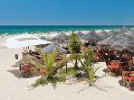 Cabanas Island Beach