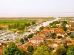 Estuaire de la Gironde (40 km)