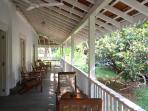 The Veranda in the Guest House