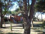 Entorno/Localidad parque infantil