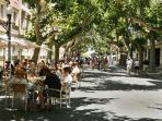 Entorno/Localidad Calle Marqués de Campo. Denia