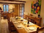 La Roche Dining area