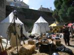Dinan medieval festival is not to be missed, next one takes place July 2016