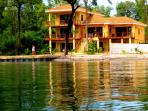 Executive Villa 5 bed/6 bath PRIVATE BEACH & DOCK from $99 24/7 Security