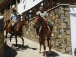 Atividades (Equitação)