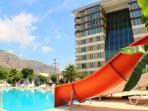 Waterfall Residence 1 bedroom flat Antalya Turkey