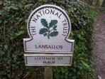 The coastal paths - walk to Talland and Polperro from Sea Scape Holiday Cottage at Looe