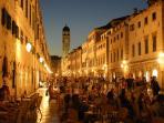 Dubrovnik just 16 km away