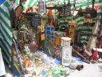 Street Market in Puerto Banus