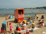 Swanage Bay Punch and Judy