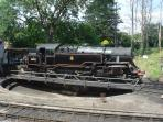 Swanage Steam Railway Engine Workshop