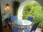 Gavilan Apartment - Balcony