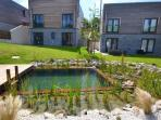 Outdoor Natural Plunge Pool