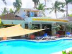 BEACH FRONT VILLA CASA INCA